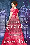 A Viscount to Remember (Brides of London)