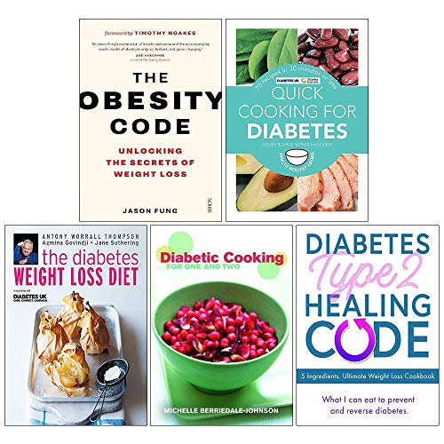 The Obesity Code Quick Cooking For Diabetes The Diabetes Weight