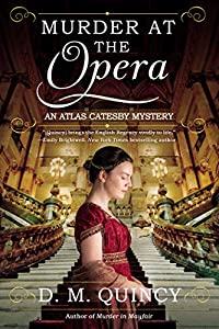 Murder at the Opera (Atlas Catesby, #3)