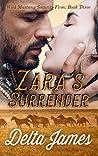 Zara's Surrender (Wild Mustang Security Firm, #3)