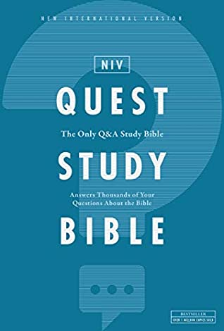 NIV, Quest Study Bible, eBook: The Only Q and A Study Bible