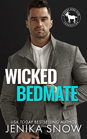 Wicked Bedmate (Cocky Hero Club)