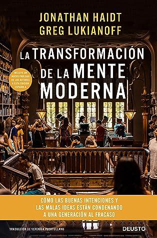 La transformación de la mente moderna by Jonathan Haidt