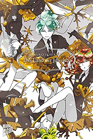 Houseki no Kuni 1-8 Manga set Comic Country of Jewels Land Lustrous