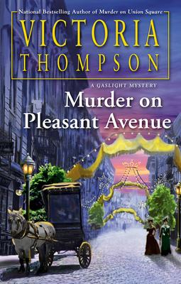 Murder on Pleasant Avenue - Victoria Thompson
