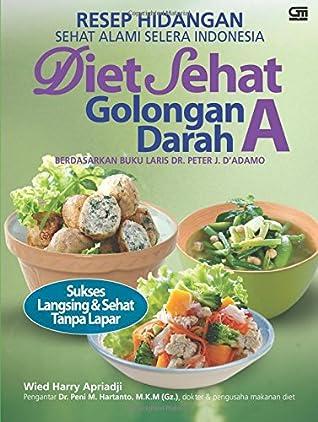 Resep Hidangan Sehat Alami Selera Indonesia Diet Sehat Golong... by Wied Harry Apriadji