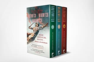 Witchlands HC Boxed Set: (Truthwitch, Windwitch, Bloodwitch)