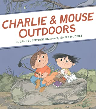 Charlie & Mouse Outdoors (Charlie & Mouse #4)