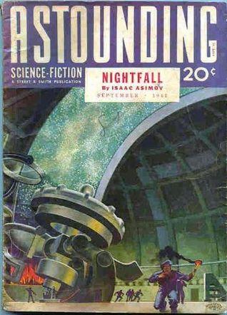 Astounding Science-Fiction September 1941
