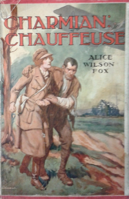 Charmian: Chauffeuse Alice Wilson Fox