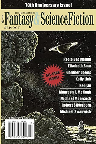 The Magazine of Fantasy & Science Fiction, September/October 2019 (F&SF, #745)