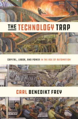 The Technology Trap book cover