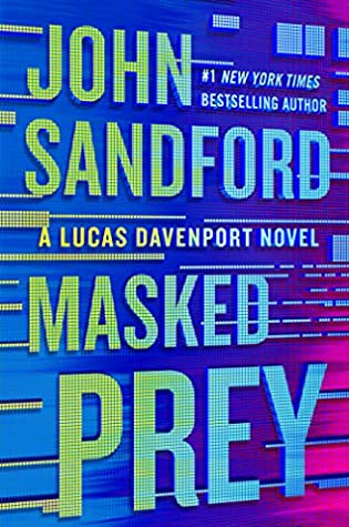 Book Review: Masked Prey by John Sandford