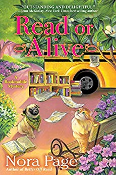 Read or Alive (Bookmobile Mystery #3)