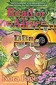 Read or Alive (Bookmobile Mystery, #3)