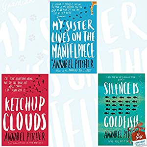 Annabel Pitcher Collection 3 Books Bundle With Gift Journal