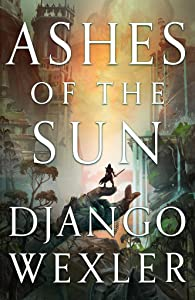 Ashes of the Sun (Burningblade & Silvereye, #1)