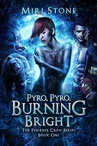 Pyro, Pyro, Burning Bright (Phoenix Crew, #1)