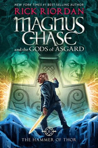 The Hammer of Thor (Magnus Chase and the Gods of Asgard, #2)