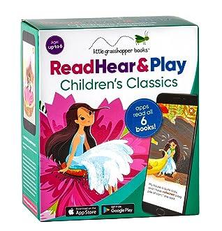 Read Hear  Play: Children's Classics (6 Book Set  Downloadable App!)