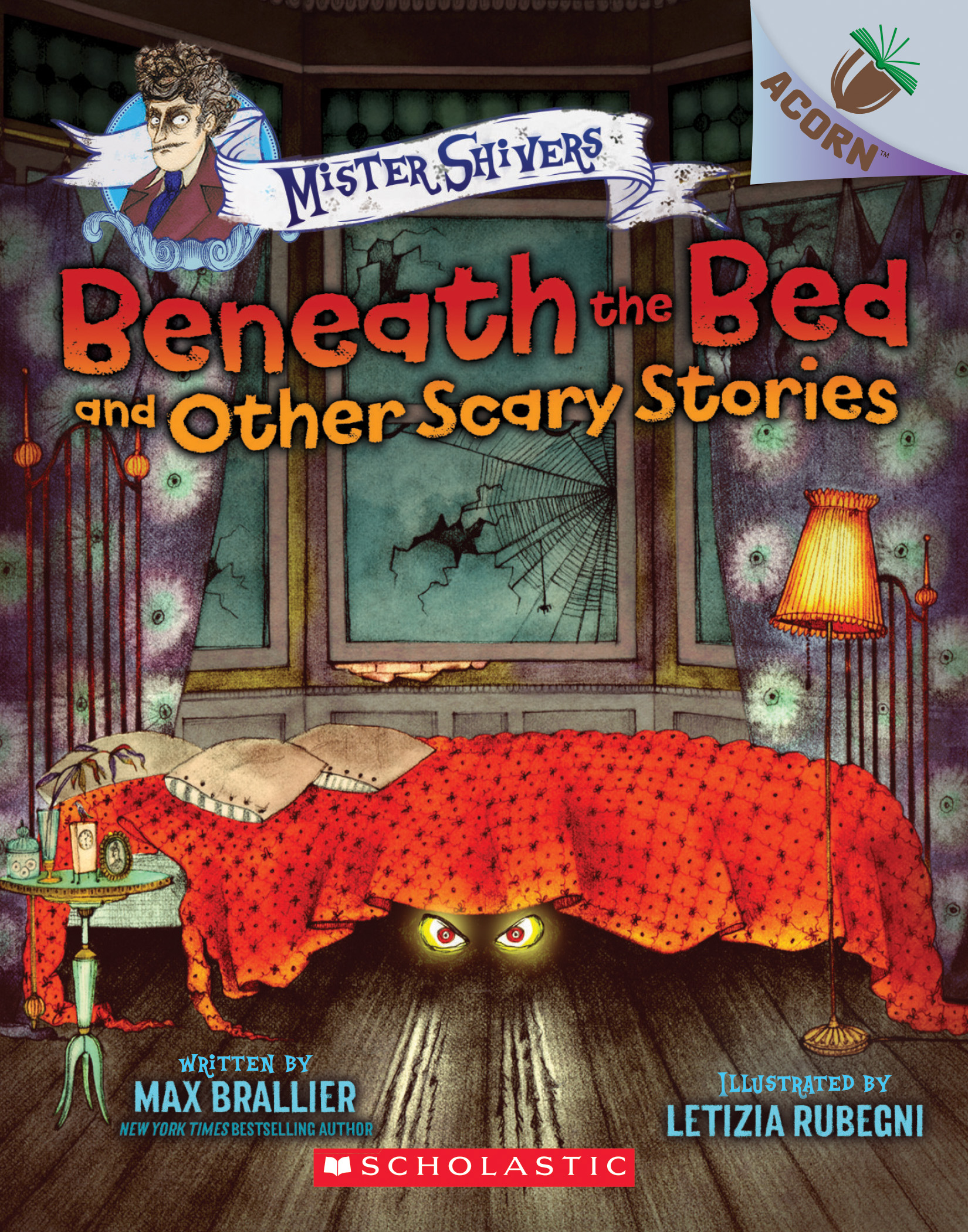 Beneath The Bed And Other Scary Stories By Max Brallier Creepypastas are sometimes supplemented with pictures, audio and/or video footage related to the story, typically with gory, distorted, or otherwise shocking content. beneath the bed and other scary stories