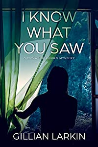I Know What You Saw (A Maggie Kelburn Mystery #1)
