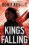 Kings Falling (The Book of the Wars, #2)