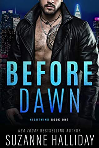 Before Dawn (Nightwind, #1)