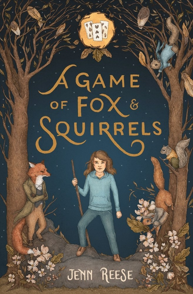 A Game of Fox & Squirrels - Jenn Reese