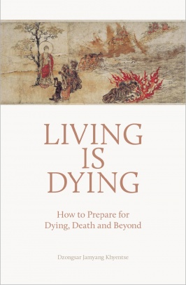 Living is Dying – How to Prepare for Dying, Death and Beyond