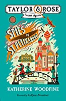 Spies in St. Petersburg (Taylor and Rose Secret Agents Book 2)