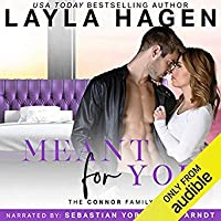 Meant for You (Connor Family, #3)