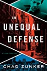 An Unequal Defense (David Adams, #2)
