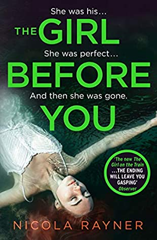 The Girl Before You by Nicola Rayner