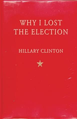 Why I Lost the Election