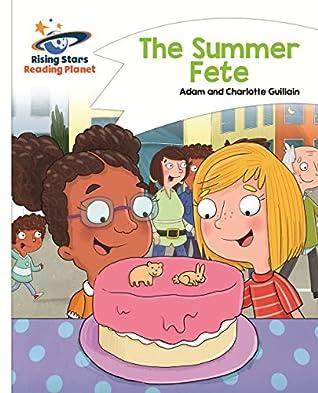 The Summer Fete - White: Comet Street Kids
