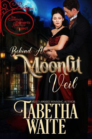 Behind a Moonlit Veil