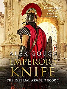 Emperor's Knife (Imperial Assassin #2)