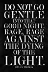 Do Not Go Gentle Into That Good Night audiobook download free