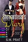 The Stewardess's Diary, Parts 6-10: Thailand, France, Holland, Japan, Spain (The Stewardess's Diary Parts 6-10)