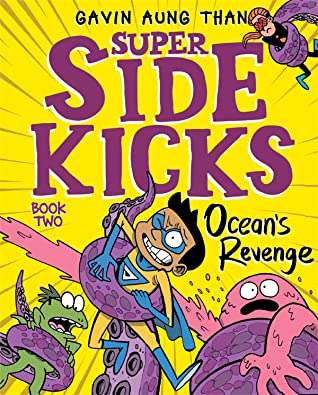 Ocean's Revenge (Super Sidekicks, #2)