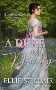 A Duke for Daisy (The Blooming Brides #1)