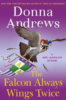 Book Review: The Falcon Always Wings Twice by Donna Andrews