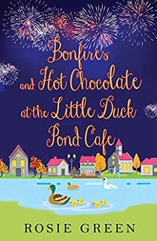 Bonfires & Hot Chocolate at The Little Duck Pond Cafe: