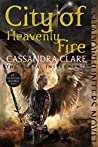 Book cover for City of Heavenly Fire (The Mortal Instruments, #6)