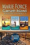 Gansett Island Series Boxed Set Books 4-6 (Gansett Island, #4-6)