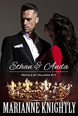 Ethan & Anda (Royals of Valleria #11)