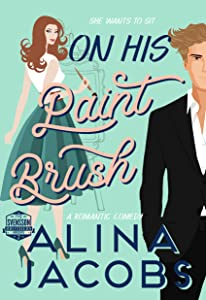 On His Paintbrush (Svensson Brothers #2)