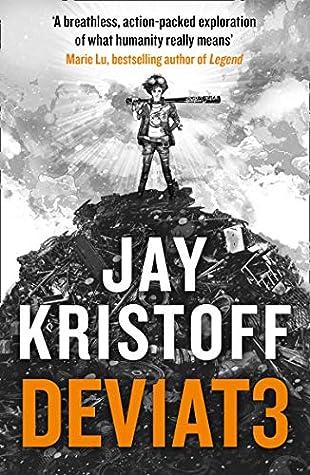 Deviate by Jay Kristoff