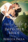 The Duke's Improper Bride (Ravensdale, #2)